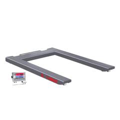 VE Series Stainless Steel Pallet Scales